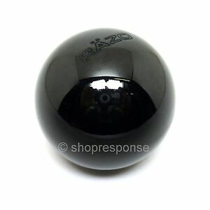 Razo Ra24 Black Type 140r Shift Knob Metal Round Ball