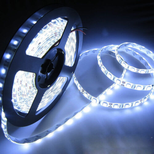 Super Bright Cool//Cold White 5050 SMD 300Led Light Strip Ribbon 5M//10M//15M//20M