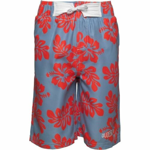 BNWT Dudeskin Boys Board Shorts RRP £23.99 Various Styles and Sizes