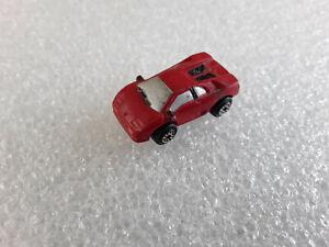 Galoob Micro Machines blanche  Lamborghini Diablo SYD 6