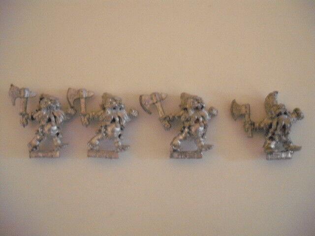 Dwarf Giant Slayers Marauder 90s Warhammer