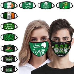 Drucken der Gesichtsmaske Wiederverwendbare waschbare Gesichtsmaskenabdeckung