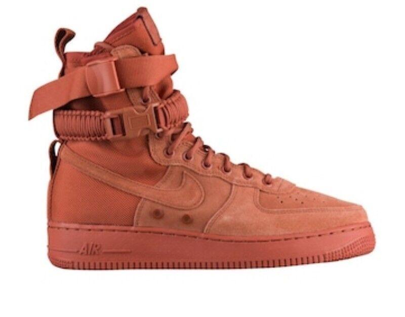 pretty nice 467ba c13a9 Nike Mens Dusty 864024-204 Peach AF1 Field Special SF ...