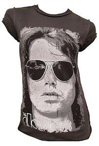 T shirt Star Rock The Vintage Amplified G Doors Jimi Official s Geil Morrison faHTAwaq