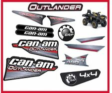 461 GRAPHICS BRP can-am 400 outlander decals kit stiсker