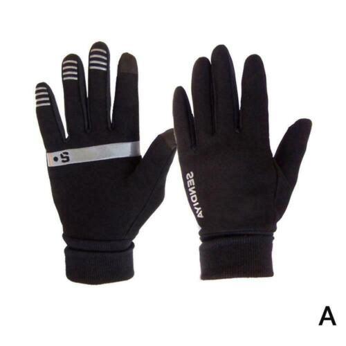 Unisex Zyklus Radfahren Outdoor Reiten Handschuhe Segeln Ski Mountainbike H A1S1