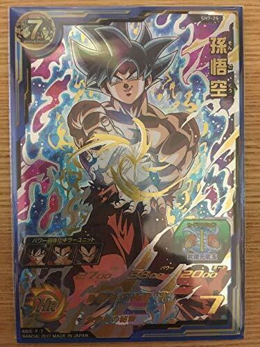 UR SH7 Goku SH7-25 Single card