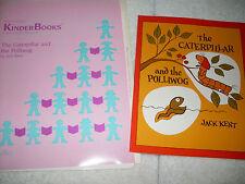 Kids fun book gr k-2:The Caterpillar & The Polliwog,teaching activities,science!