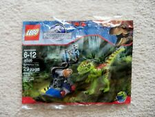 Lego Gallimimus 30320 Jurassic World From Ps4 Video Game And For