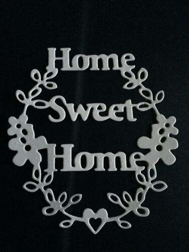 8    Home Sweet Home    Die Cuts