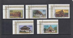 BRD-Mi-Nr-1819-1823-zentrisch-Vollstempel-EST-Gummierung-Bogenecke-Ecke-1