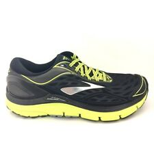 7c2305fec09 Brooks Transcend 3 Metallic Charcoal black nightlife Mens 8 for sale ...