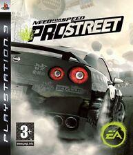 Sony PS3 Playstation 3 Spiel ***** Need For Speed ProStreet * Pro Street*NEU*NEW