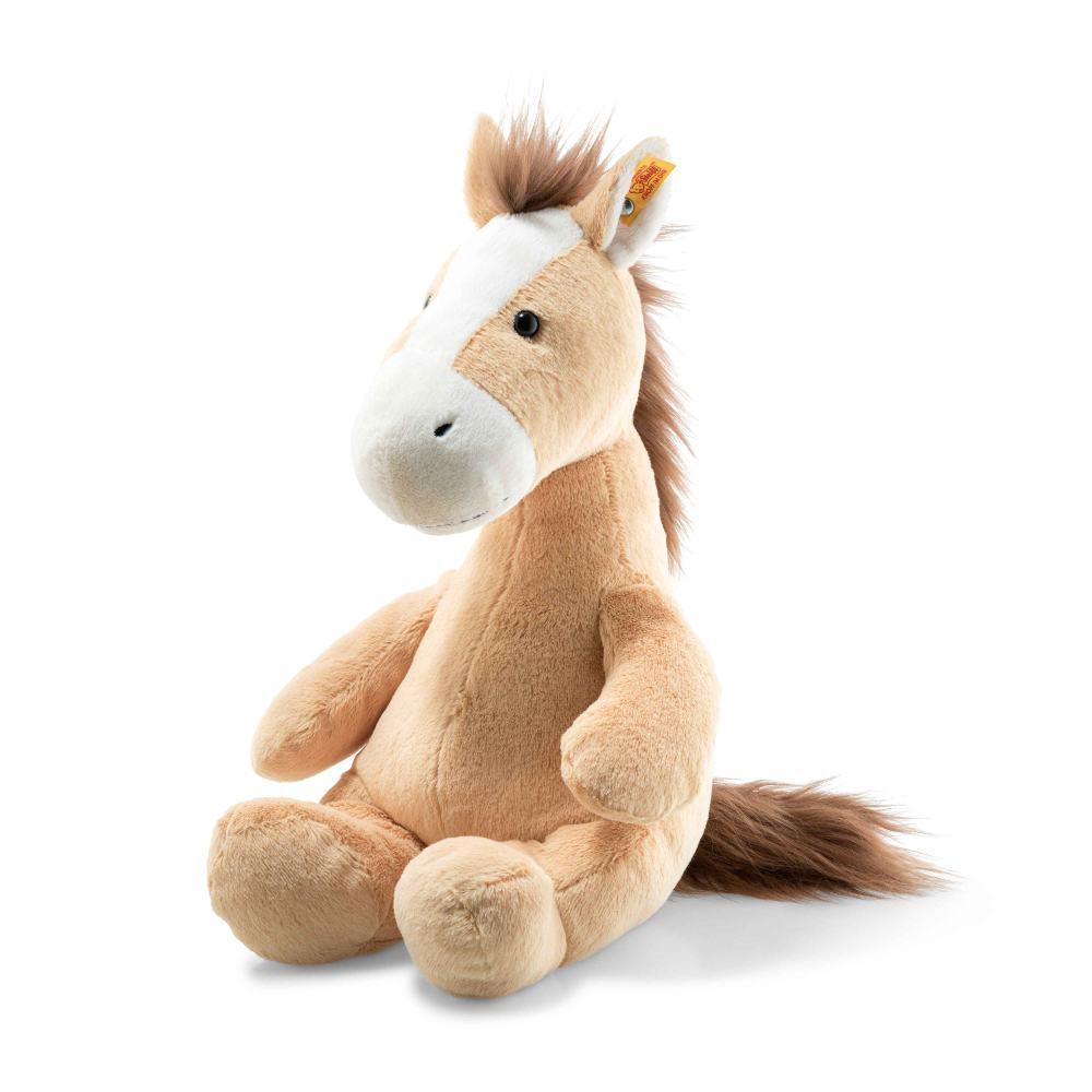STEIFF 073595 Hippity Pferd Pferd Pferd 38cm blond Soft Cuddly Friends 1177be