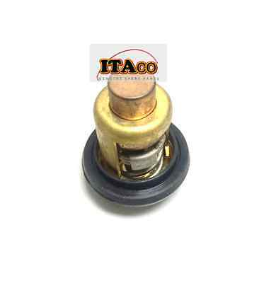 Thermostat 66M-12411-01 fit Yamaha Outboard F 4HP 5HP 6HP 8HP 9.9HP 13.5HP 15HP
