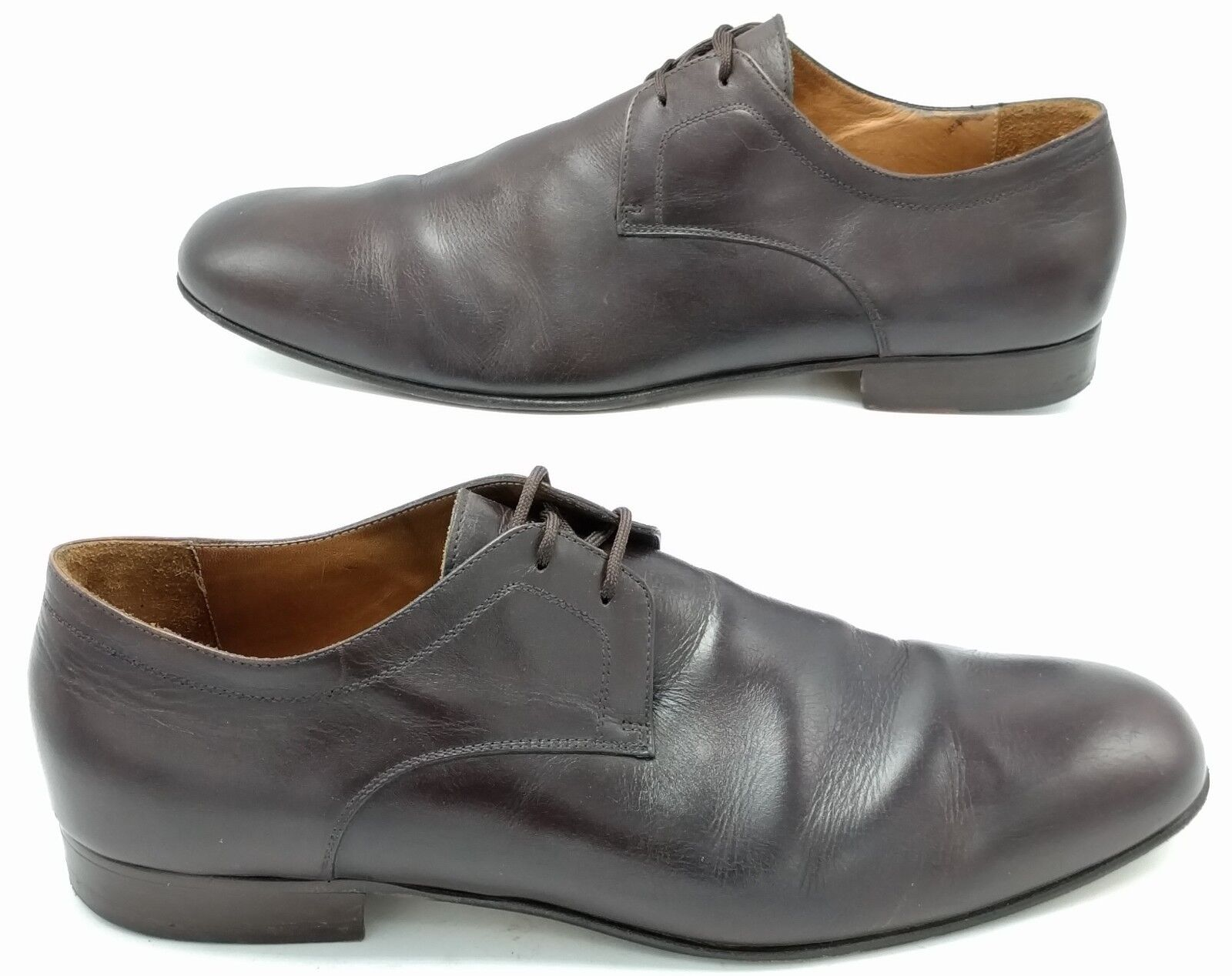 ACNE Studios Leather Derby shoes Size 46 13M Oxfords Dress  2 Eyelet