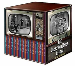 The Dick Van Dyke Show - The Complete Series (DVD, 2005, 25-Disc Set)