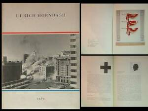 Catalogue Ulrich Horndash - 1989 - Le Magasin Grenoble Sans Retour