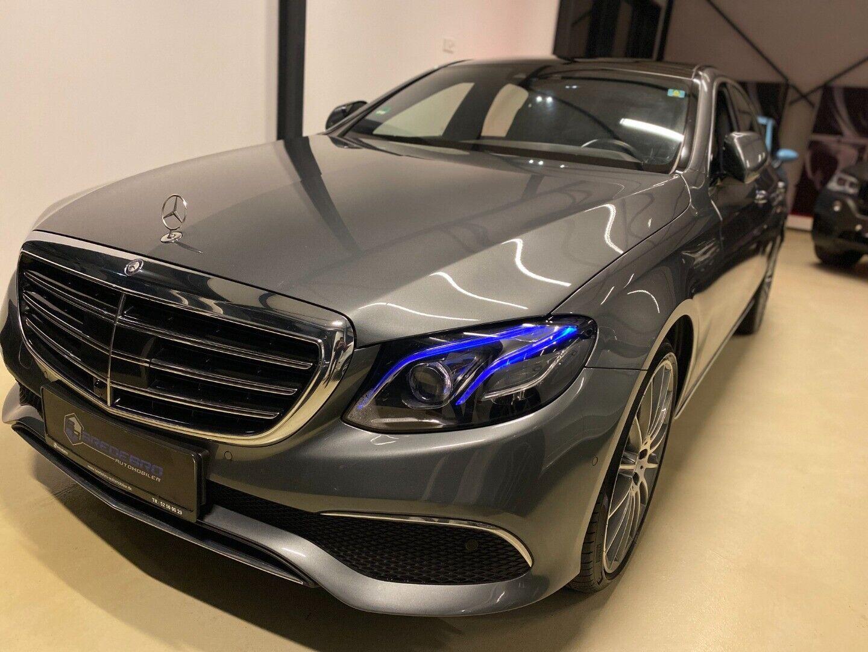 Mercedes E350 d 3,0 Avantgarde aut. 4d