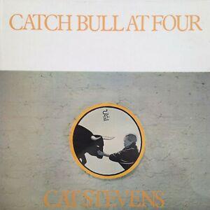 Cat-Stevens-Catch-Bull-At-Four-LP-Vinyl-Rock-Schallplatte-Sammlung-Cleaning
