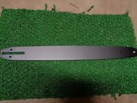 """POULAN 530044693 CHAINSAW 18"""" BAR FOR SMALL POULAN CHAINSAW OEM NEW FREE S&H"""