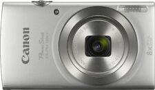 Canon - PowerShot ELPH 180 20.0-Megapixel Digital Camera - Silver
