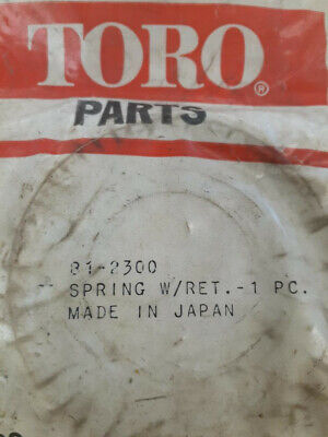 Genuine Toro recoil spring 81-2300 812300