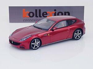 Bbr Ferrari Ff 2011 Métal Rouge 1.43