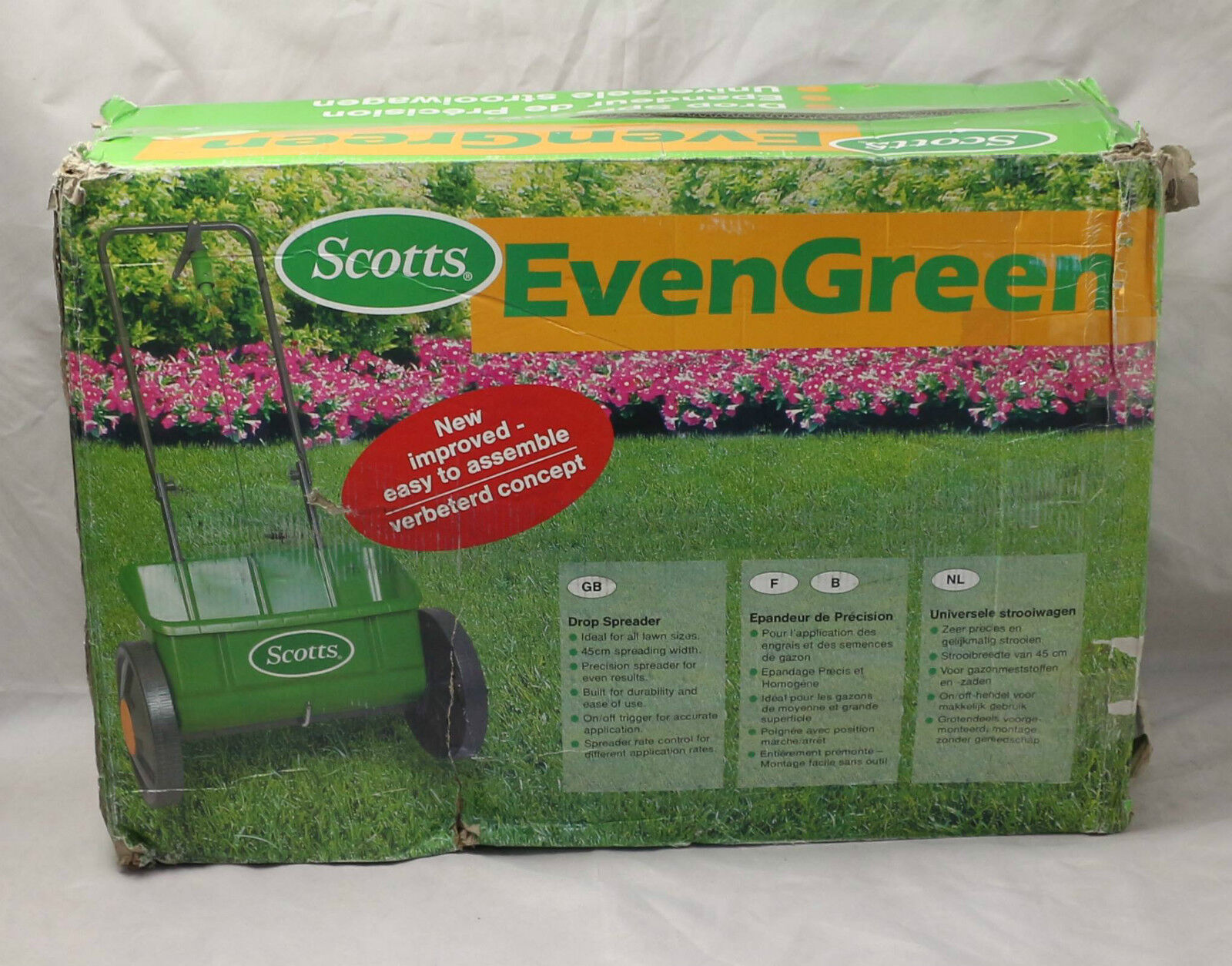 Scotts Miracle-Gro Evenverde fertilizzante fedele (h99t10)