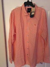 NWT Tommy Bahama men's shirt 100% Pima Cotton sz XL  Retail $118.00