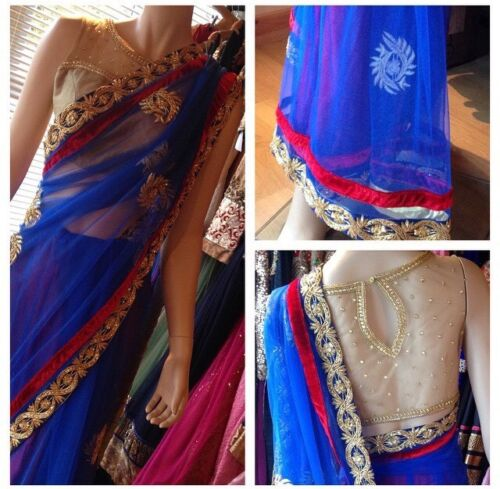 Indianpakistani Bollywood Designer Saree