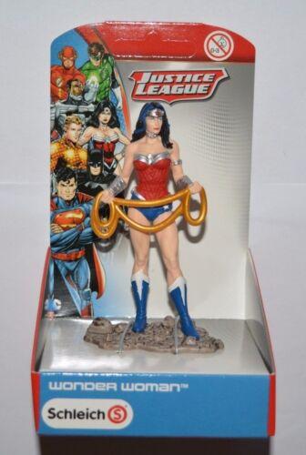 Schleich sammelfiguren Justice League//WONDER WOMAN debout 22518 Wonder
