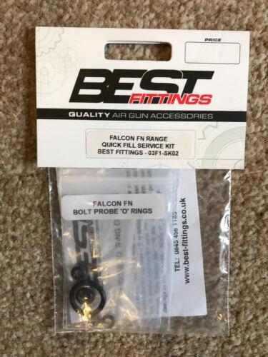 Falcon FN Range Quick Fill Service Kit 03F1-SK02