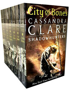 Shadowhunters-Series-Cassandra-Clare-Set-6-Books-Collection-Mortal-Instruments