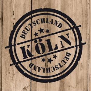Details Zu Köln Aufkleber 10 Cm Autoaufkleber Köln Deutschland Wandtattoo Auto Sticker