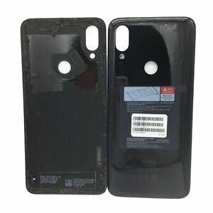 Tapa Trasera Cubre Batería Para Xiaomi Redmi 7 Desmontaje Color Negro