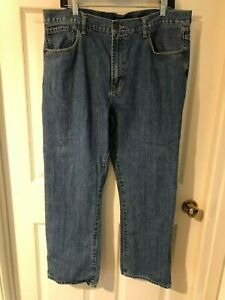 Austin Reed London Men Size 36x30 Blue Jeans Straight Leg Cotton Ebay