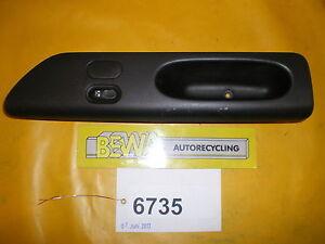 Schalter-Fensterheber-vorne-rechts-Renault-Laguna-7700822334-Nr-6735-E