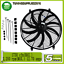 16-039-039-12V-Low-Profile-Chrome-Radiator-Slim-Thermo-Fan-Mounting-Kits-Relay-kit thumbnail 4