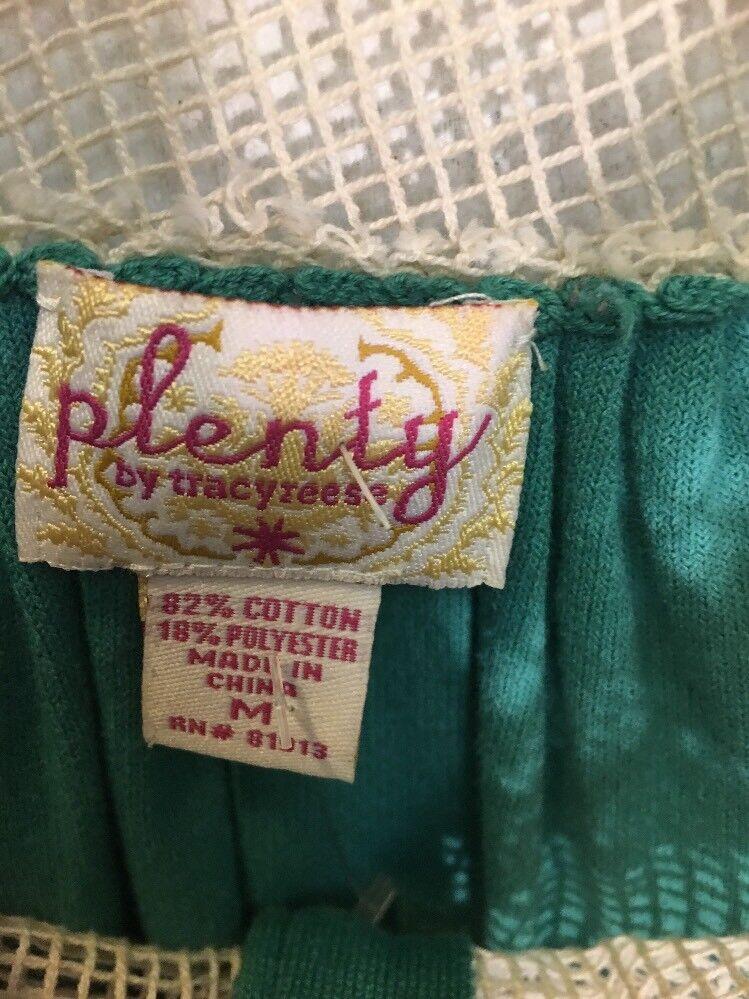 Anthropologie Tracy Reese Plenty Bintage Style Lace Cardigan M Euc Euc Euc aca50f
