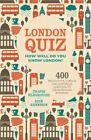 London Quiz by Nick Rennison, Travis Elborough (Paperback, 2014)
