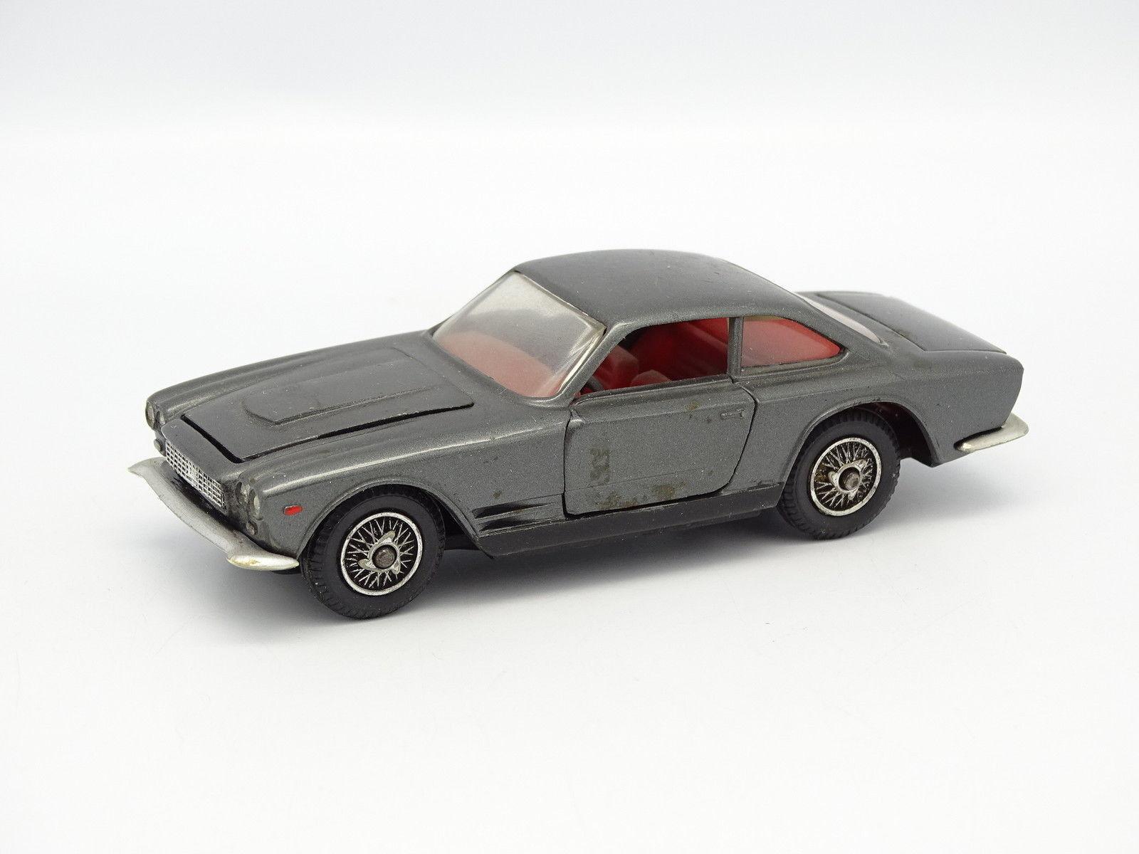 Politoys Sb 1 43 - Maserati 3500 Gt Grau