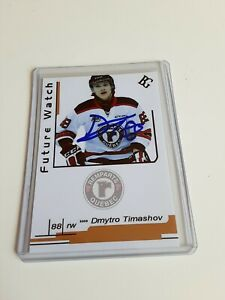 Dmytro-Timashov-Custom-Card-Future-Watch-Auto-Signed-In-Person-Rookie-Rc-A