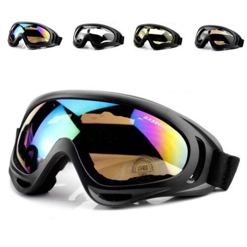 Skifahren Snow Snowboard Goggles Schutz Winter Outdoor Sports Ski UV-Brille DE