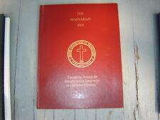 2003 Hood Theological Seminary College Yearbook Salisbury North Carolina