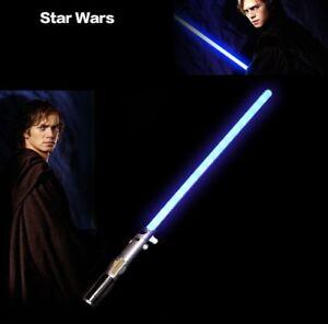 Hasbro-Star-Wars-Anakin-Skywalker-Ultimate-FX-Lightsaber-Toy-Blue-SALE-SPECIA