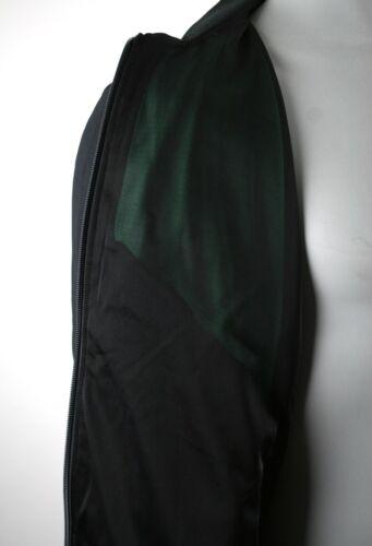 L RRP £130 Under Armour Men/'s Pitch Coldgear Reactor Bomber Jacket Black