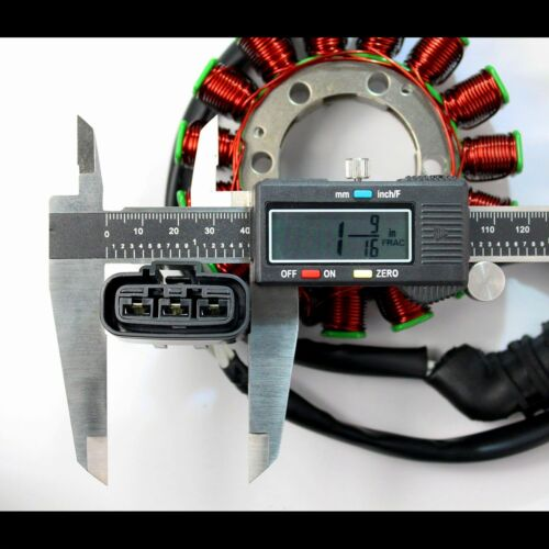 eMUSA OE Magneto Coil Stator+Voltage Rectifier+Gasket Assy.08-10 ZX-10R 21003-72