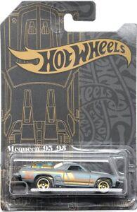 Hot Wheels 51st Anniversary 2019 Satin Chrome Series Custom 71 El Camino 1 of 6