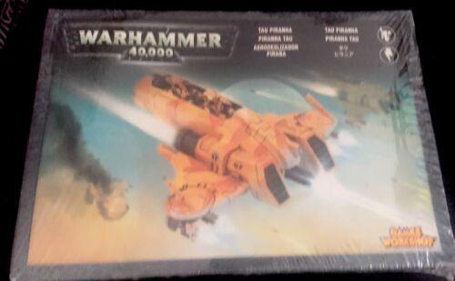 TauPiranha Brand New Tau Empire Warhammer 40k-Sealed